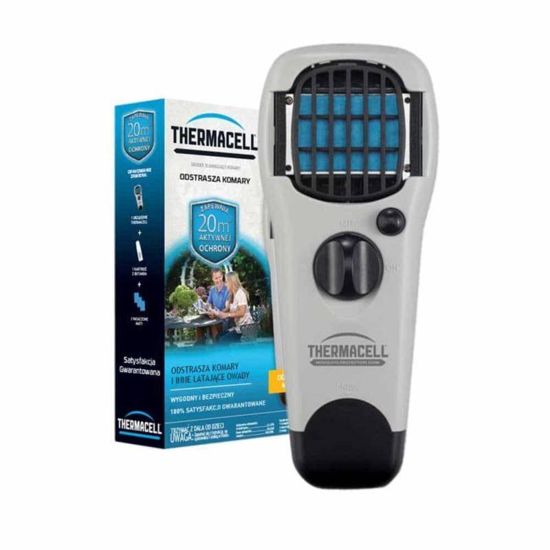 Thermacell от комаров - отзывы и описание термосел