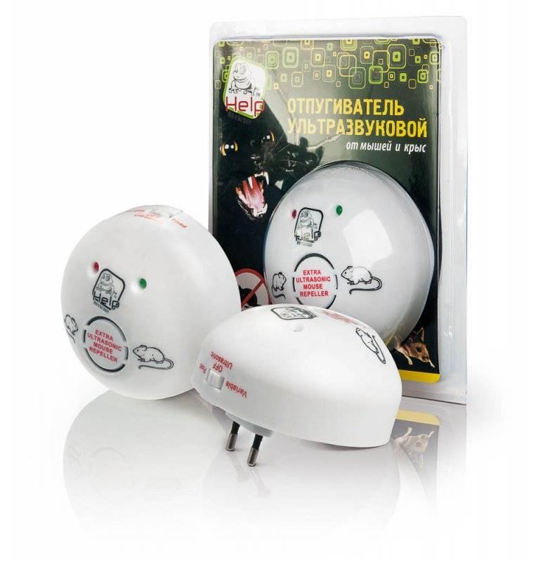 Топ-5 ультразвуковых отпугивателей грызунов