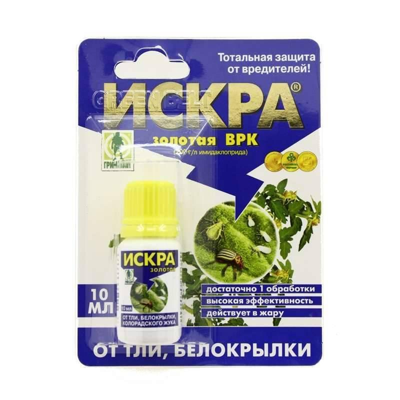 Инсектициды (пестициды) марки искра, применение, инструкции