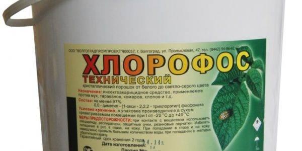 Хлорофос от клопов: инструкция по применению и отзывы от покупателей