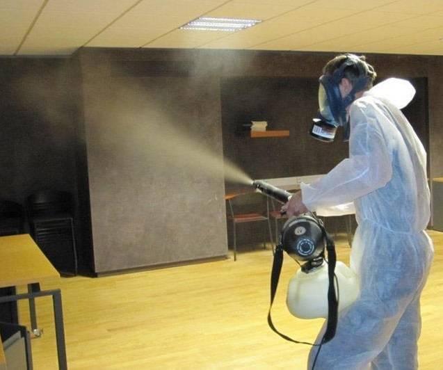 Уничтожение тараканов туманом: отзывы, описание и советы