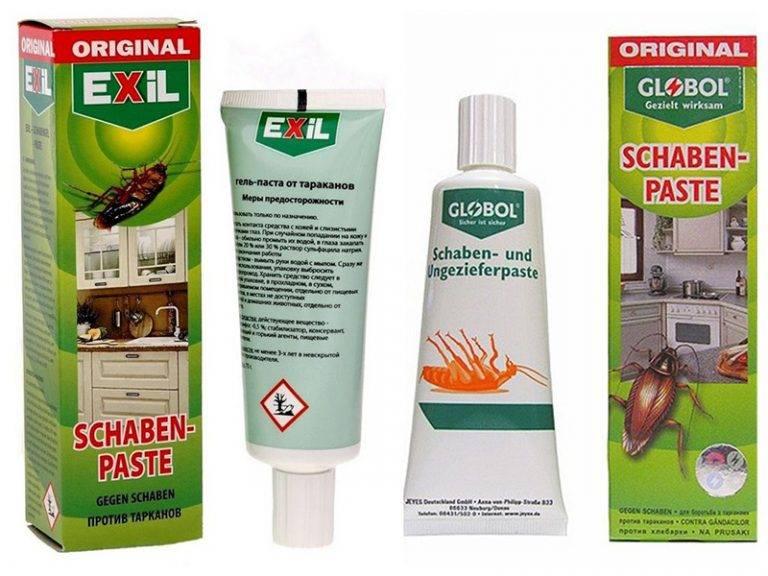 Средство от тараканов глобал (global): эффективный гель (отзывы)