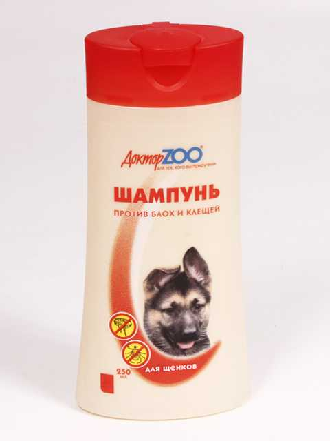 8 видов шампуня от блох для собак (щенков), какой лучше выбрать и как