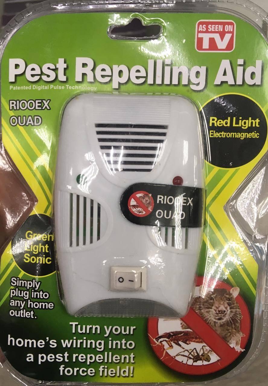 Ультразвуковые отпугиватели тараканов: какой из них лучше купить?