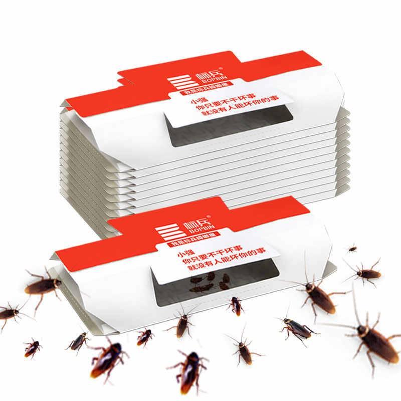 Ловушки для тараканов: сами эффективная, своими руками, клеевая, отзывы, электрическая