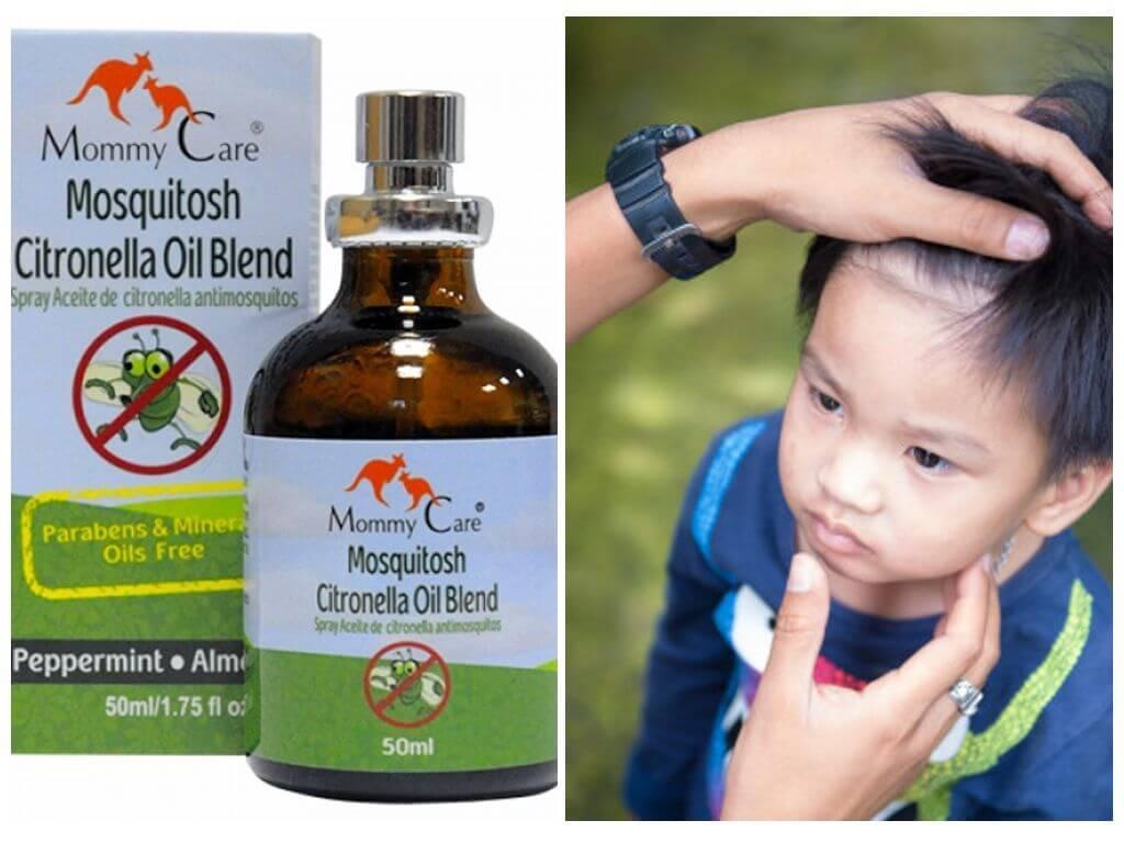 Масло mommy care от комаров - отзывы и описание