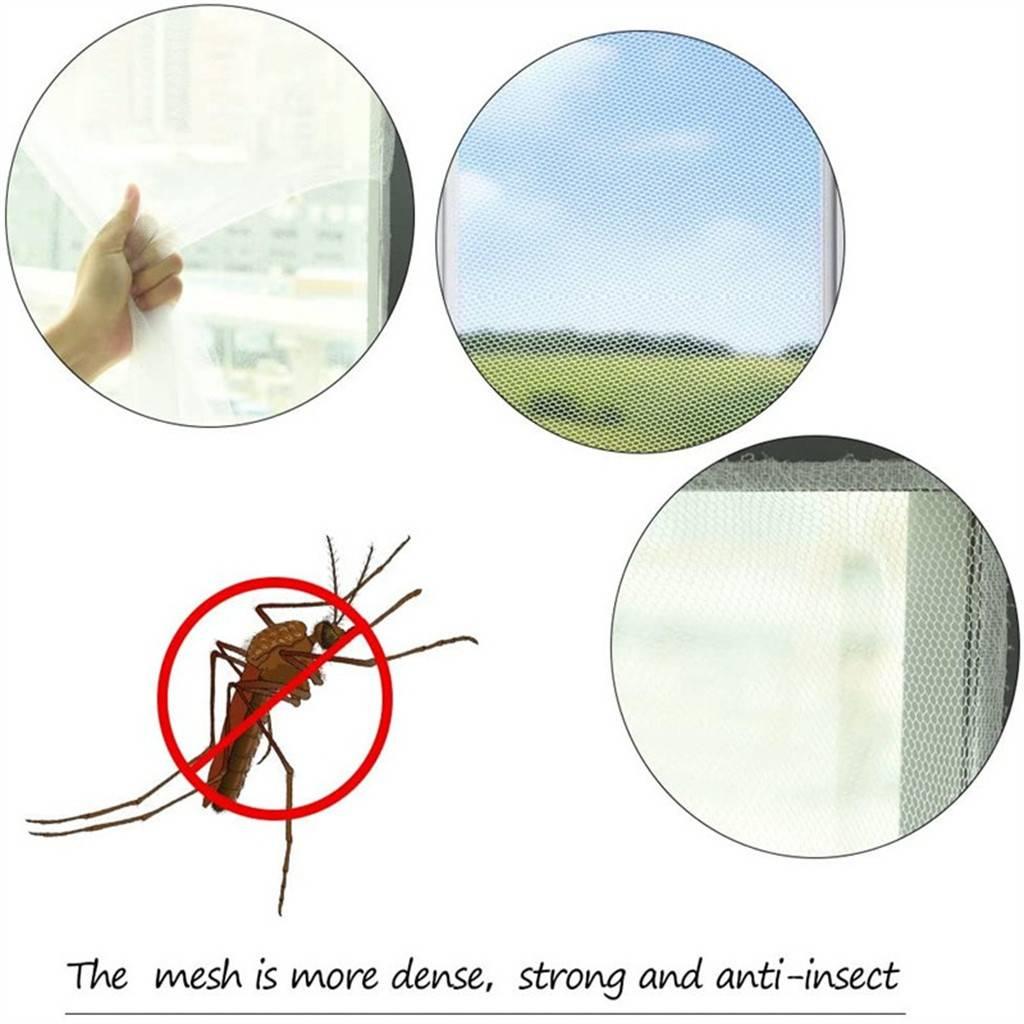 Москитные сетки или марля? кто победит в борьбе с комарами